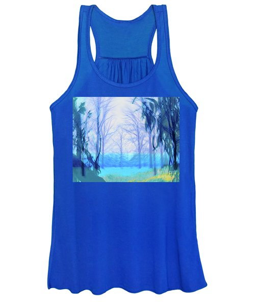 Oberlin Pacific Transition Women's Tank Top