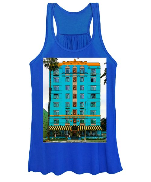 Ocean Avenue Women's Tank Top