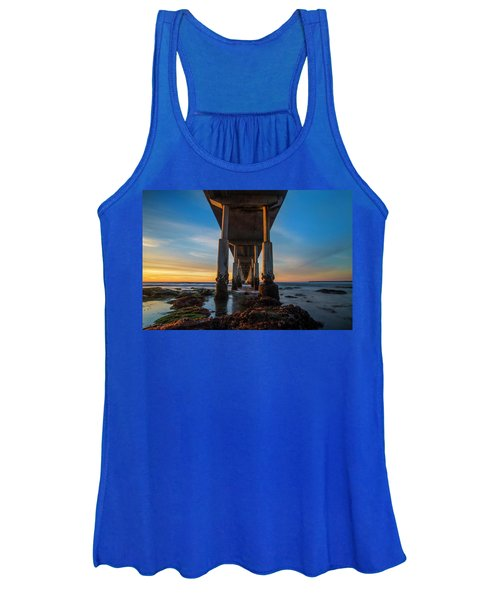 Ocean Beach Pier Women's Tank Top