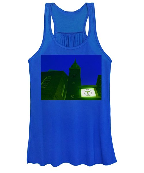 Old South Meeting House Women's Tank Top