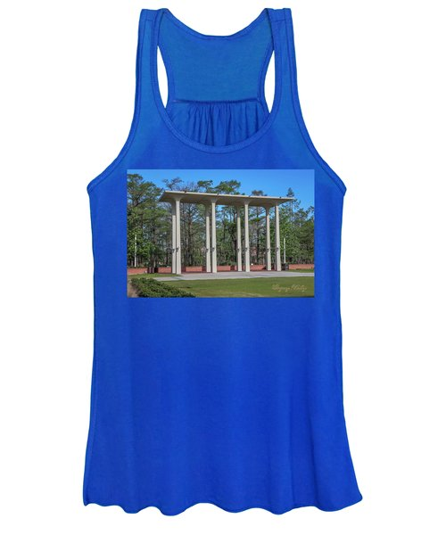 Old Student Union Arches Women's Tank Top