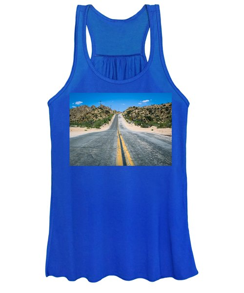 On The Road Again Women's Tank Top