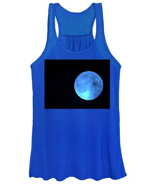 Once In A Blue Moon Women's Tank Top