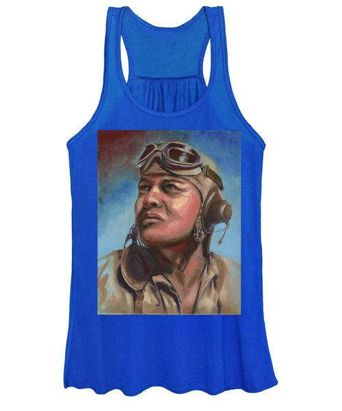 Pappy Boyington Women's Tank Top