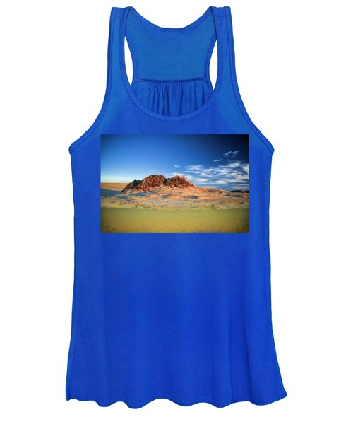 Peaks Of Jockey's Ridge Women's Tank Top