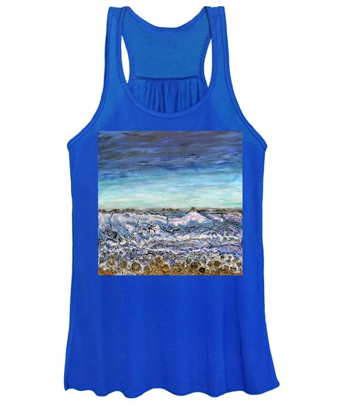 Pensive Waters Women's Tank Top
