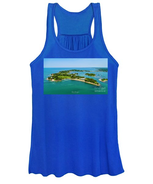 Penzance Point Women's Tank Top