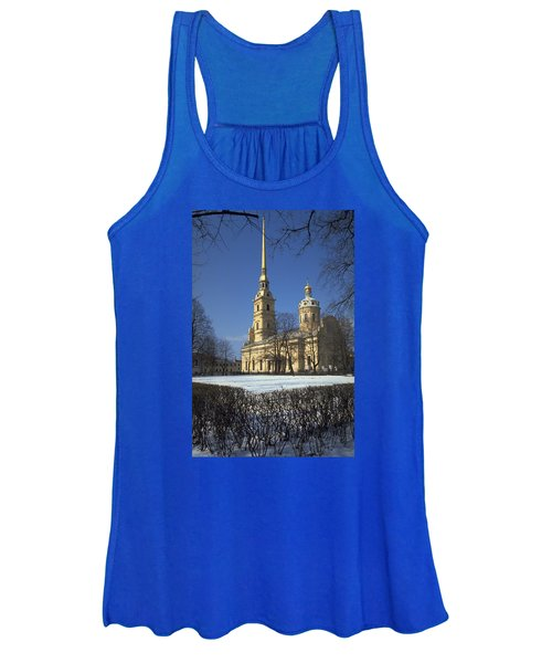 Peter And Paul Cathedral Women's Tank Top