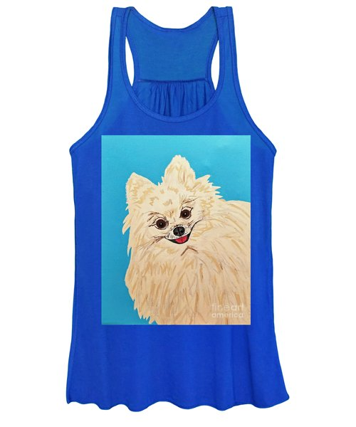 Phebe Date With Paint Nov 20th Women's Tank Top