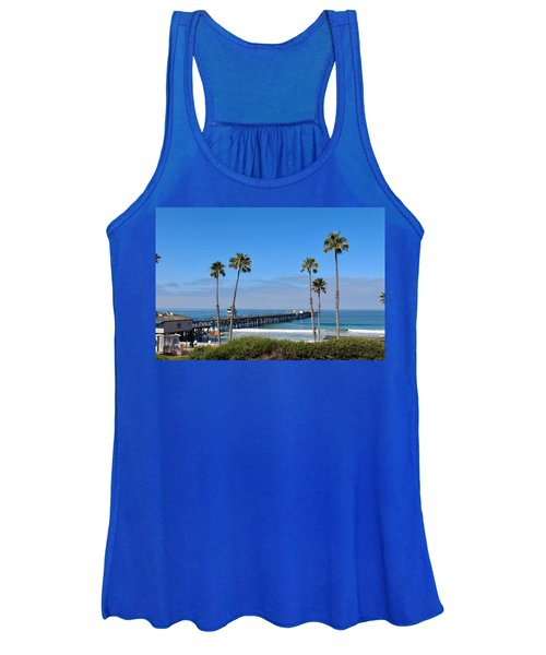 Pier And Palms Women's Tank Top