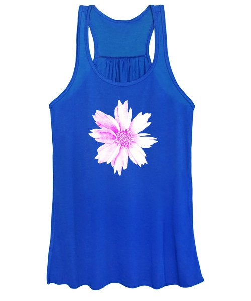 Pink Bloom Women's Tank Top