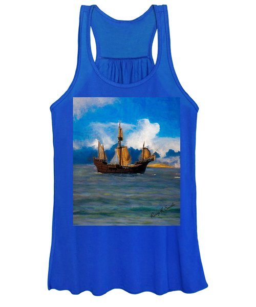 Pinta Replica Women's Tank Top