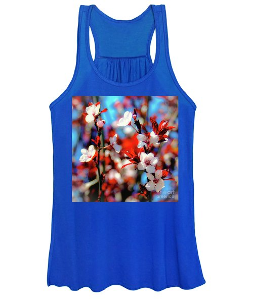 Plants And Flowers Women's Tank Top