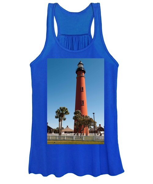 Ponce De Leon Inlet Light Women's Tank Top