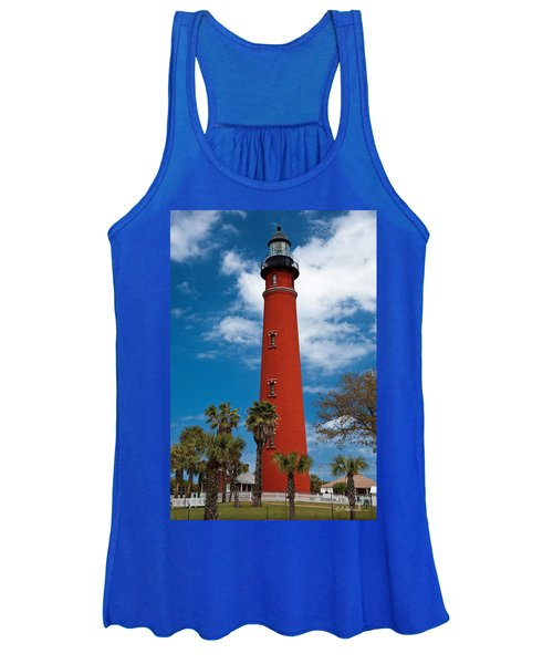 Ponce Inlet Lighthouse Women's Tank Top