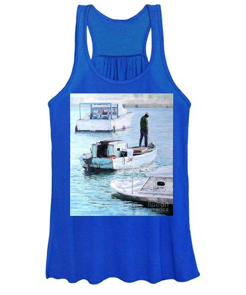 Potter's Cay Blues Women's Tank Top