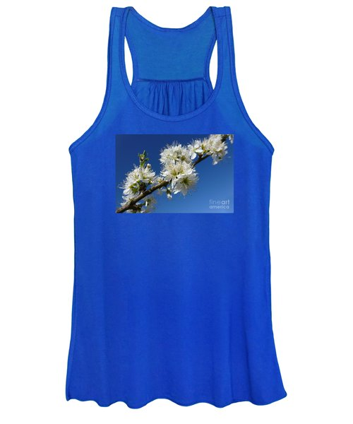 Promise Of Spring Women's Tank Top