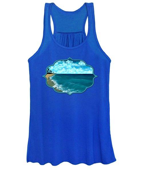 Punta Cana Beach Women's Tank Top