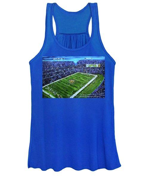 Ravens Stadium Women's Tank Top