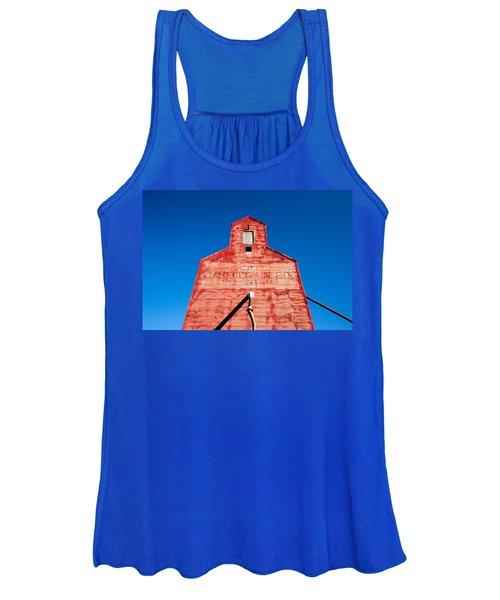 Red Roof Women's Tank Top