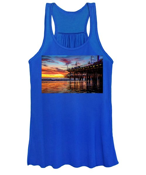 Ripples And Reflections Women's Tank Top
