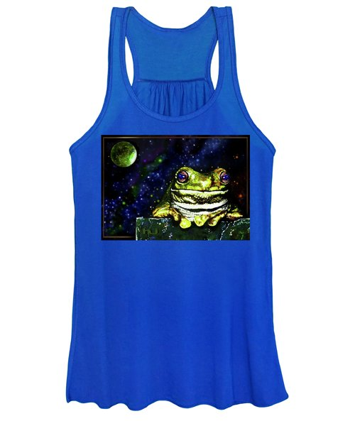 Ruler Of The Cosmos  Women's Tank Top