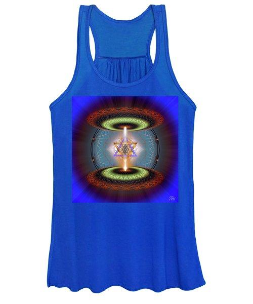 Sacred Geometry 718 Women's Tank Top