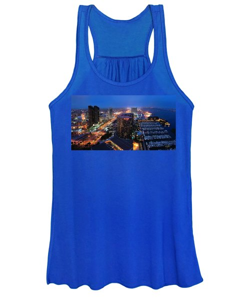 San Diego Bay Women's Tank Top
