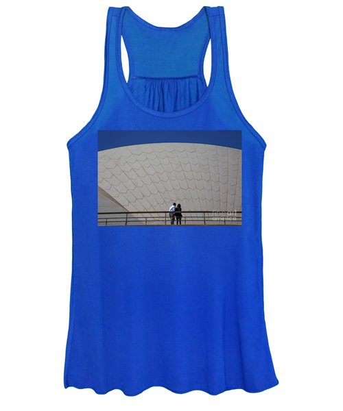 Scapes Of Our Lives #21 Women's Tank Top