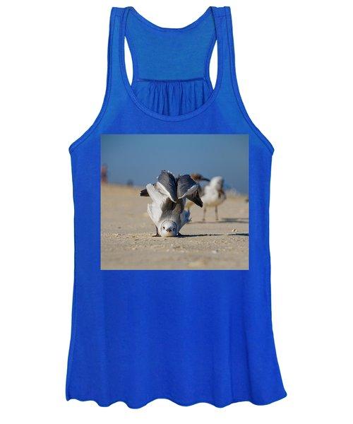 Seagull Yoga Women's Tank Top