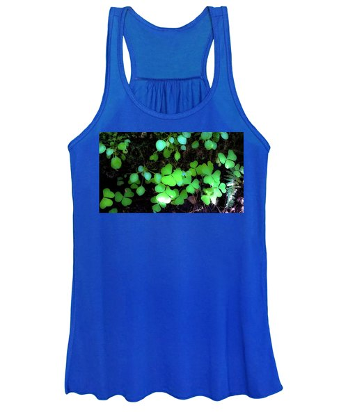 shamrocks #1A Women's Tank Top