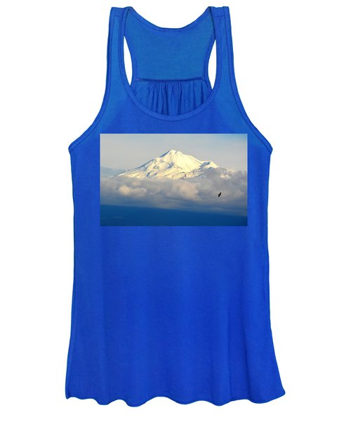 Shasta Near Sunset Women's Tank Top