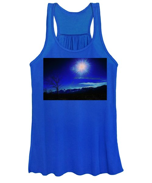 Sierra Night Women's Tank Top