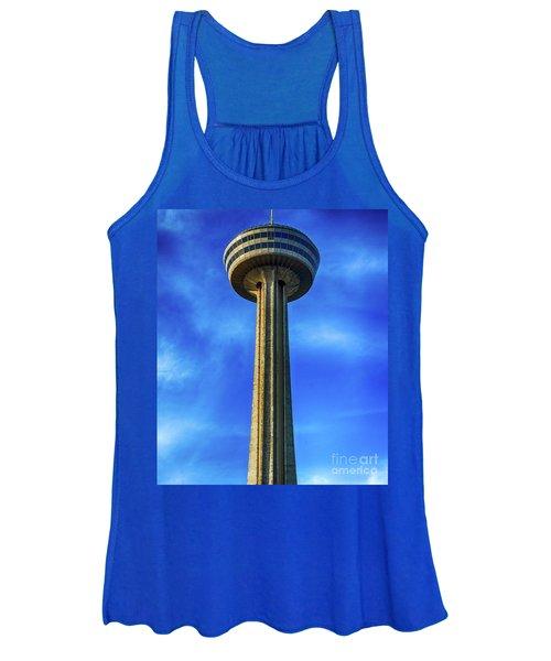 Skylon Tower Women's Tank Top