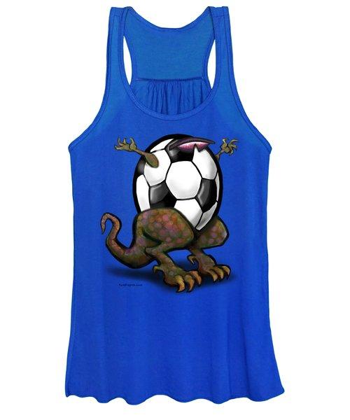 Soccer Zilla Women's Tank Top