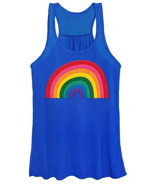 Somewhere Over The Rainbow Women's Tank Top