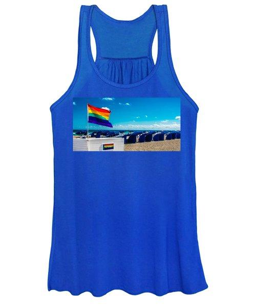 South Beach Pride Women's Tank Top