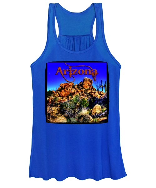 Southbound On Us 93 Women's Tank Top