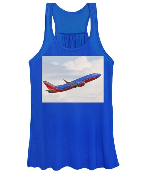 Southwest Jet Women's Tank Top