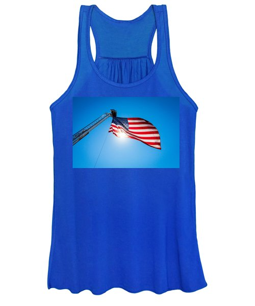 Stars And Stripes Forever Women's Tank Top