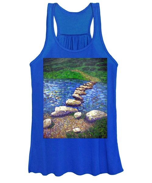 Stepping Stones Women's Tank Top