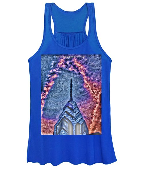 Straight Up Women's Tank Top