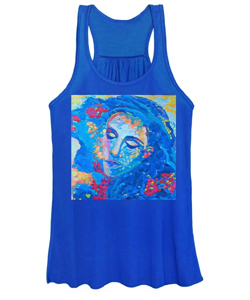 Stuck In A Moment Women's Tank Top