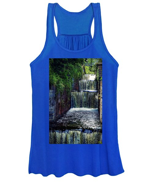 Summer At The Five Combines Women's Tank Top