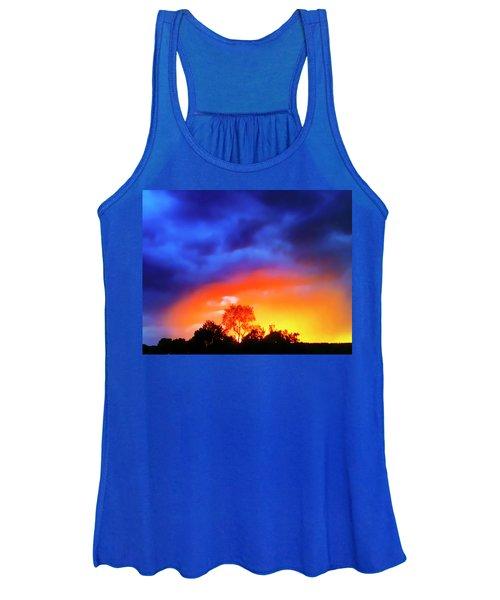 Sunset Extraordinaire Women's Tank Top