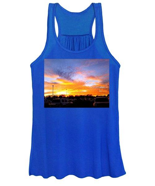Sunset Forecast Women's Tank Top