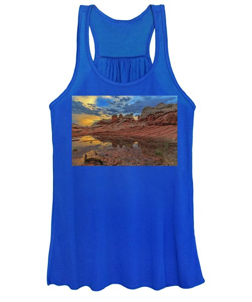 Sunset Reflections Women's Tank Top