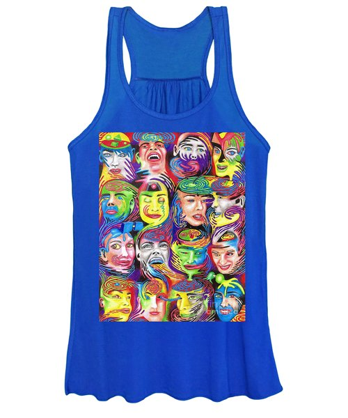 Supererogatory Cognizance Women's Tank Top