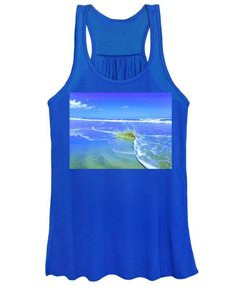 Surf Snuggle Women's Tank Top
