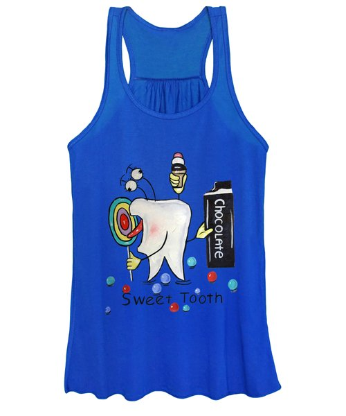 Sweet Tooth T-shirt Women's Tank Top